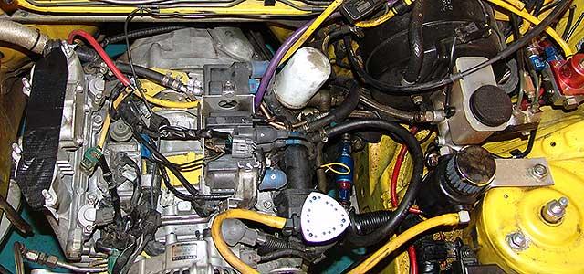 rx7 gt, rx7 hood, rx7 wing, rx7 turbo ii, on fd rx7 fuel filter